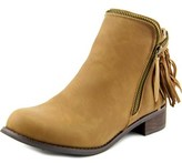 Wanted Abilene Women Round Toe Synthetic Ankle Boot.
