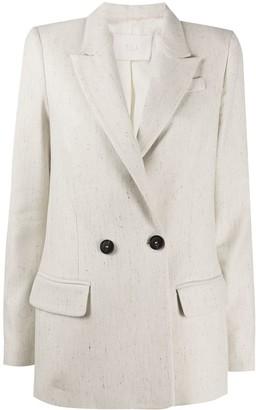 Tela Double Breasted Blazer Jacket