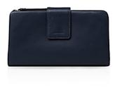 AllSaints Costa Leather Wallet