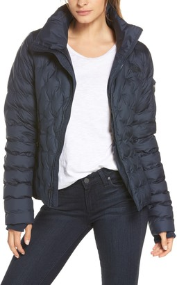 The North Face Holladown Pintuck Quilted Insulated Jacket
