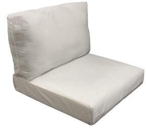 tk.TAKEO KIKUCHI Classics Miami 12 Piece Outdoor Lounge Chair Cushion Set Classics Fabric: Coverless
