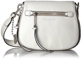 Marc Jacobs Small Recruit Saddle Shoulder Bag
