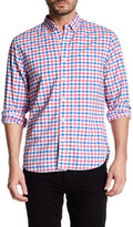 Bonobos Gingham Long Sleeve Slim Fit Shirt