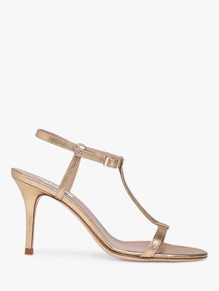 LK Bennett North T-Bar Stiletto Heel Sandals