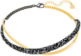 Swarovski Guidance Necklace, Black, Mixed Plating