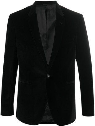 Reveres 1949 Velvet Suit Jacket