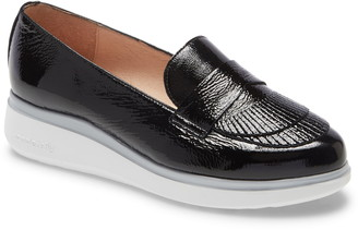 Wonders A-9703 Platform Loafer