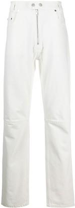 GmbH Straight-Leg Jeans