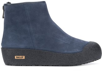 Bally Ankle Winter Boots