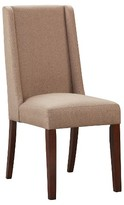 Nobrand No Brand Taye Wing Dining Chair - Taupe (Set of 2)