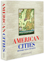Assouline American Cities: Historic Maps & Views
