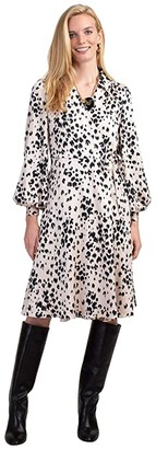 Trina Turk Confidential Dress (Cloudy) Women's Clothing