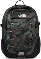 The North Face Green/black Borealis Camouflage Backpack