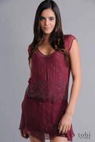 Foley + Corinna Beaded Dress