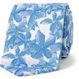 Duchamp Felix Floral Tie
