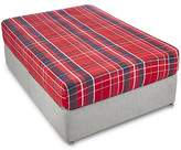 Marks and Spencer Tartan Check Deeper Fitted Sheet