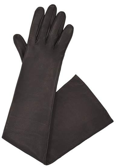 a6ff17449cd87 Long Leather Gloves - ShopStyle