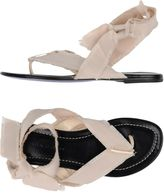 Liviana Conti Thong sandals