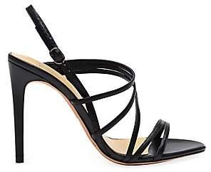Alexandre Birman Women's Strappy Leather Slingbacks Sandals