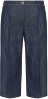 Samoon Plus Size Denim culottes