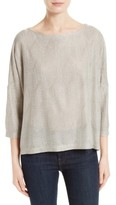 M Missoni Women's Metallic Jersey Top
