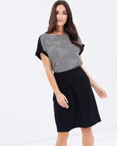Privilege Pleated Skirt