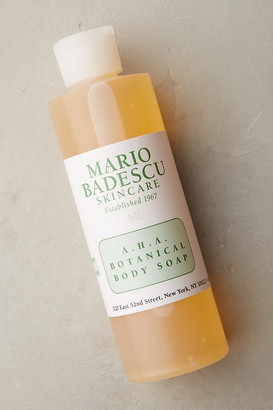 Mario Badescu AHA Botanical Body Soap By in White