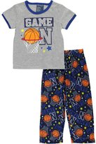 "Mac Henry Baby Boys' ""Game Shot"" 2-Piece Pajamas"