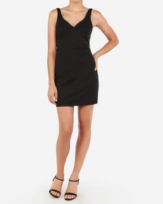 Express Sweetheart Bodycon Mini Dress