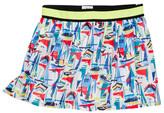 Milly Minis Ribbon Trim Pouf Skirt (Big Girls)