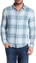 Joe's Jeans Plaid Slim Fit Shirt