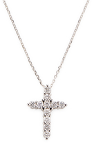 Ila Women's Tiffany Cross Diamond Necklace