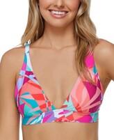 Thumbnail for your product : Raisins Juniors' Curitiba Miami Bikini Top Women's Swimsuit