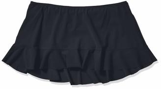 Gottex Women's Plus-Size Ruffle Skirted Swimsuit Bottom