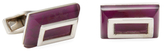 Tateossian Rectangular Window Ingot Cufflinks