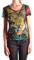 Iceberg Women's Multicolor Polyamide T-shirt.