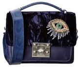 Sam Edelman Gessica Velvet Shoulder Bag.