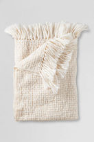 Lands' End Winter Luxe Throw