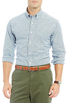 Daniel Cremieux Multi-Check Long-Sleeve Woven Shirt