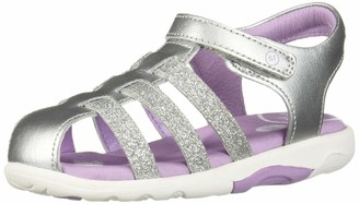 Stride Rite baby girls Srtech Luna Girl's Closed-toe Sandal