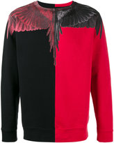 Marcelo Burlon County of Milan Paz printed sweatshirt