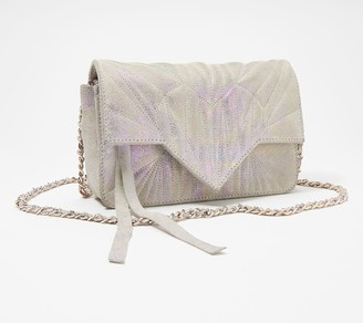 Aimee Kestenberg Quilted Leather Chain Crossbody -A Love Thing