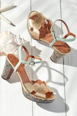 Soft Surroundings Elis Sandal
