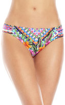 Kenneth Cole Reaction Floral Sash Bikini Bottom