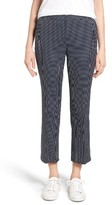 Nordstrom Women's Dot Crop Flare Leg Pants