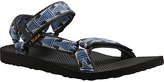Teva Universal Sandals, Black/blue