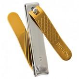 Revlon Gold Series Dual Ended Nail Clipper 1 ea