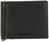 Lanvin grained cardholder wallet