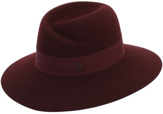 Maison Michel Wool Felt Hat