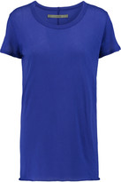 Enza Costa Pima cotton-jersey T-shirt